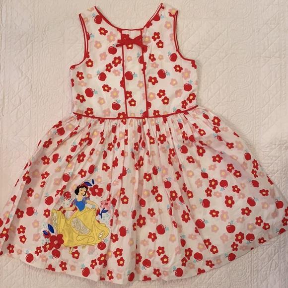 Disney Store Snow White Fairytale Dress